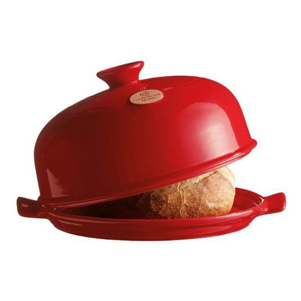 Forma na pečení chleba červená Burgundy E-balení - Emile Henry