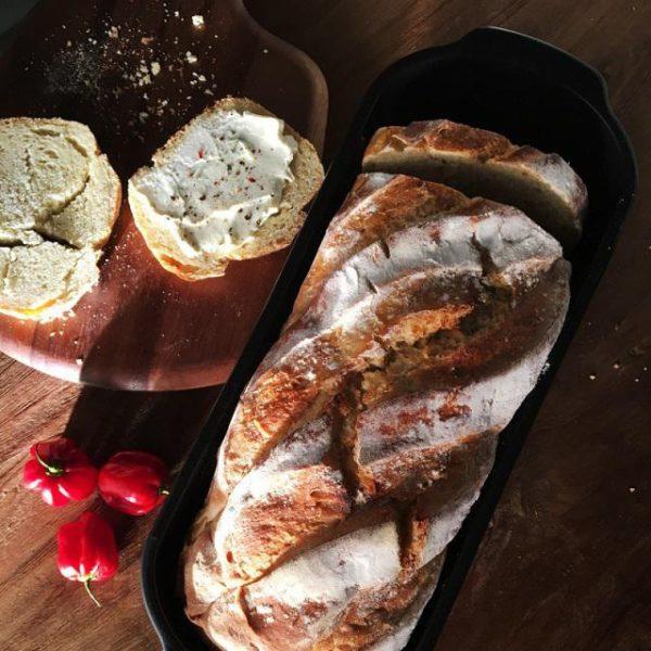Forma na pečení chleba Specialities 39 x 16,5 cm lněná - Emile Henry