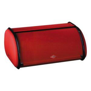 Chlebník Bread Box big 43 x 18 x 27 cm, červený - Wesco