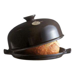 Forma na pečení chleba antracitová Charcoal - Emile Henry