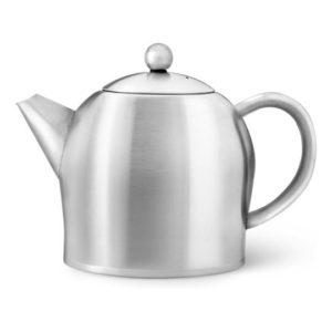 Čajová konvice 0,5l, nerezová matná, Santhee - Bredemeijer