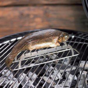 Barbecue stojan na ryby na grilu - Rösle