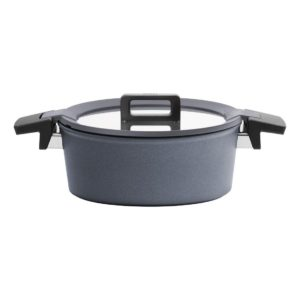 Kastrol Concept plus Induction s poklicí 28 cm - WOLL