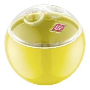 Dóza Miniball 12,5 cm žlutá - Wesco