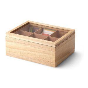 Box na čajové sáčky - Continenta