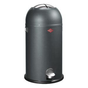 Odpadkový koš Kickmaster 33l, grafitový - Wesco