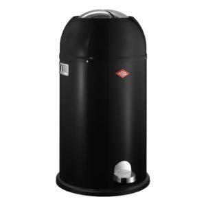 Odpadkový koš Kickmaster 33l, černý - Wesco