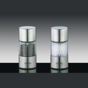 Set mlýnků na pepř a sůl 8,5 cm VIENNA - Küchenprofi