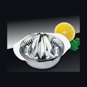 Ruční lis na citrony nerezový malý - Küchenprofi