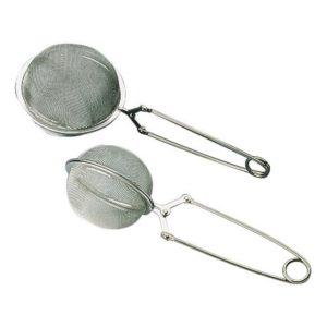 Sítko na čaj/bylinky s rukojetí 5 cm - Küchenprofi