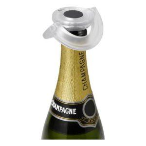 Zátka na šampaňské, čirá, GUSTO - AdHoc