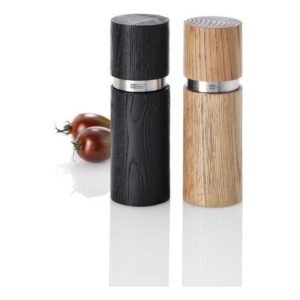 Set mlýnků na pepř/sůl, 15cm, TEXTURA - AdHoc