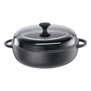 Farmářská pánev 24 cm černá Provence - Küchenprofi