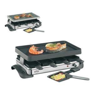 Elektrický Raclette gril EXCLUSIVE - Küchenprofi
