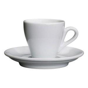 Šálek na espresso 50 ml, bílý,  MILANO - Cilio