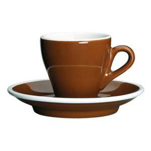 Šálek na espresso 50 ml, hnědý, MILANO - Cilio