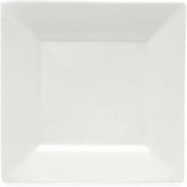 Čtvercový talíř na přílohy 18,5 cm Mondo Square, WHITE BASIC - Maxwell&Williams
