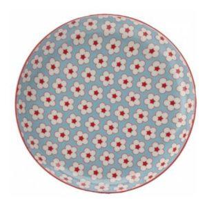 Mělký talíř 23 cm sv. modrý, COTTON BUD - Maxwell&Williams