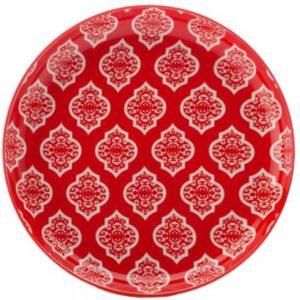 Mělký talíř 18,5 cm, Red Circ, Alcazar - Maxwell&Williams