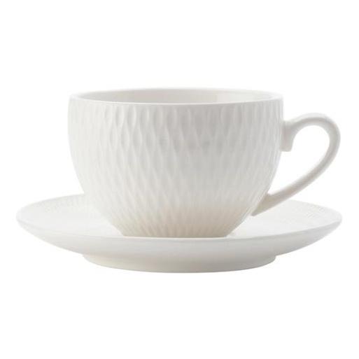 Espresso šálek & podšálek 90 ml, Diamonds - Maxwell&Williams