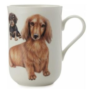 Hrnek 300 ml Dachshund, Cashmere Pets - Maxwell&Williams