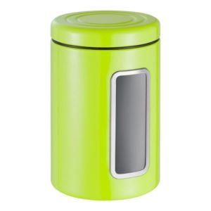 Dóza s průhledem 2 l, světle zelená, Classic Line - Wesco