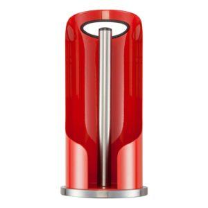 Držák na kuchyňské utěrky/toaletní papír, červený, To Go - Wesco