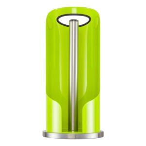 Držák na kuchyňské utěrky/toaletní papír, světle zelený, To Go - Wesco