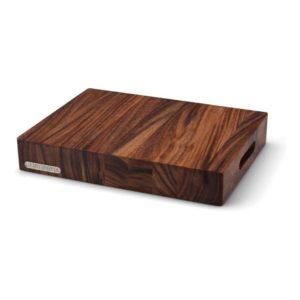Krájecí deska 39,5 x 30 x 6 cm, akáciové dřevo - Continenta