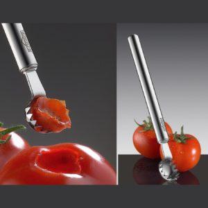 Lžička na rajčata nerezová - Küchenprofi