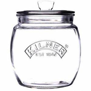 Dóza na suché potraviny 0,85 l - Kilner