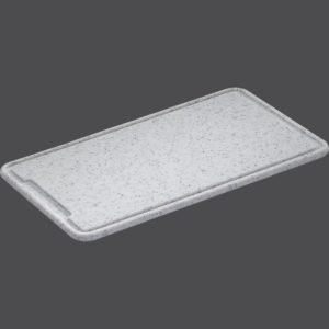 Granitové dranžírovací  prkénko 42 x 27 x 1,5 cm - Zassenhaus