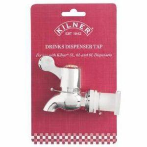 Náhradní kohoutek pro skleněné nápojové automaty - Kilner