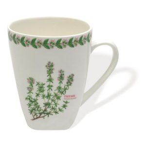Porcelánový Hrnek FRAGRANT GARDEN Tymián 380 ml - Maxwell&Williams