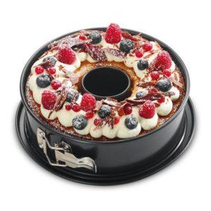 Dortová forma s plochým a bábovkovým dnem 28 cm BAKE ONE/MINI - Küchenprofi