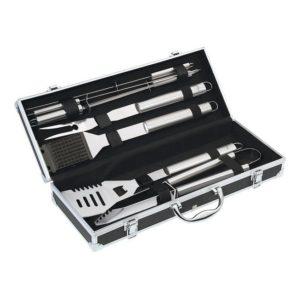 BBQ-Set 8 dílný v kufru PHOENIX - Küchenprofi