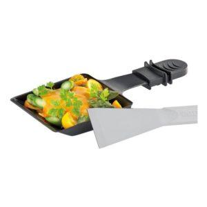Set Raclette pánev s lopatkou 2 ks - Küchenprofi
