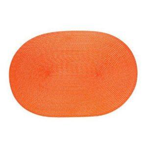 Prostírání 45 x 31 cm oranžové - Continenta