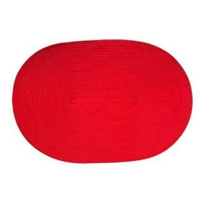 Prostírání 45 x 31 cm červené - Continenta