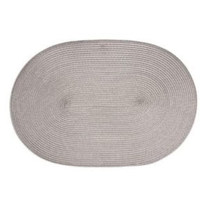 Prostírání 45 x 31 cm šedé - Continenta