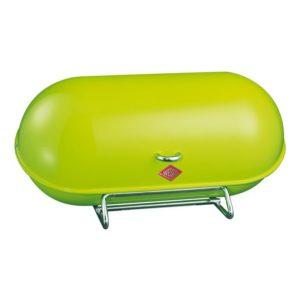 Chlebník Breadboy 44,3 x 21 x 23 cm, světle zelený - Wesco