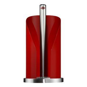 Držák na papírové ubrousky 15,5 cm, červený - Wesco