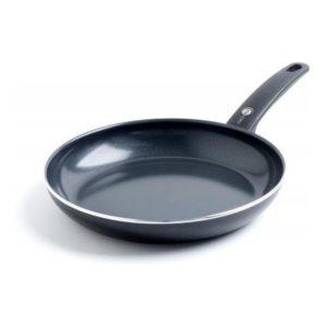 Pánev 24 cm, CAMBRIDGE BLACK - GREENPAN