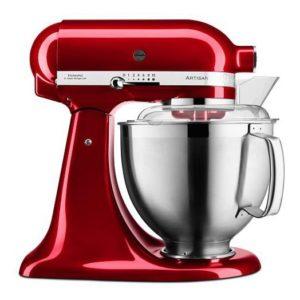 Robot ARTISAN 5KSM185 červená metalíza - KitchenAid