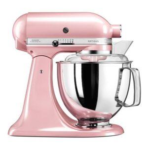 Robot ARTISAN 5KSM175 růžový satén - KitchenAid