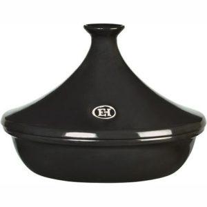 Tajine 32 cm antracitový Charcoal E-balení - Emile Henry