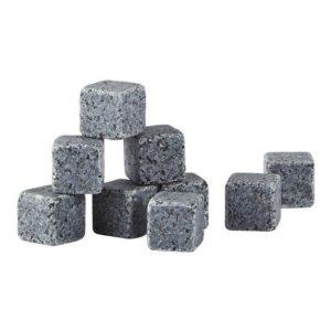 Chladící kameny 9 ks šedé - Villa Collection