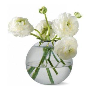 Skleněná váza 3 v 1 GLOBO - PHILIPPI