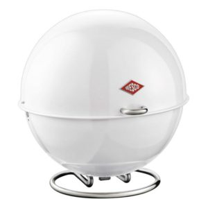 Dóza Superball 26 cm, bílá - Wesco