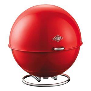 Dóza Superball 26 cm, červená - Wesco